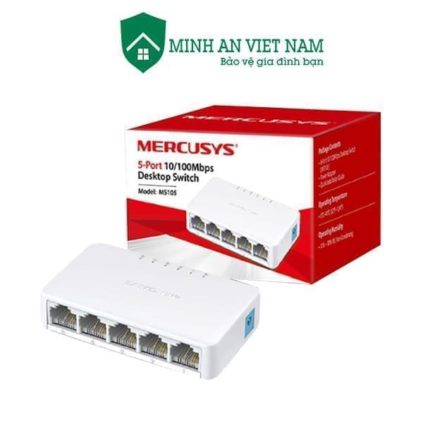 hub 5 port mercusys
