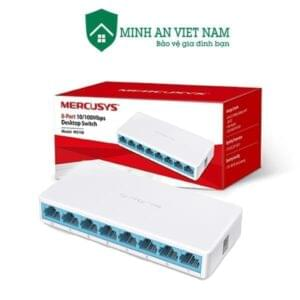 hub 8 port mercusys