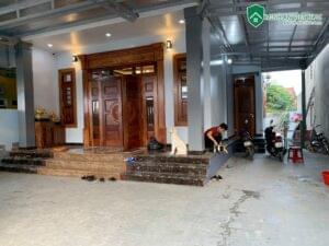 Công trình smarthome Ba Đồn - Quảng Bình