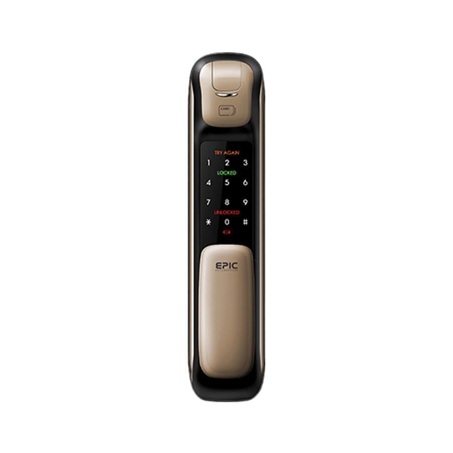 Khóa thông minh Epic ES P9100FK - Hotline: 085-24-34567